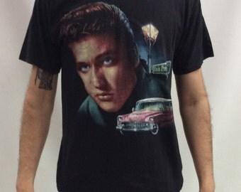 Vintage Elvis Presley Graceland T Shirt