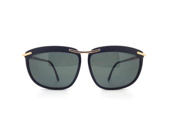 Genuine 1980s Marcolin Mod 1130 Col B2 Sunglasses // Made in Italy // New Old Stock