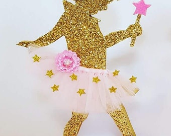 Ballerina Stand Up Prop/Decor