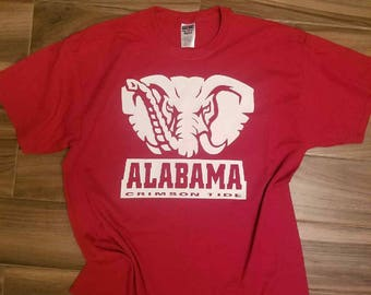 Bows Pearls Bama Girls Shirt Alabama Shirt Roll Tide