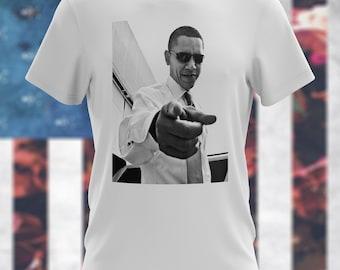 Barack Obama POTUS cool SWAG T-Shirt