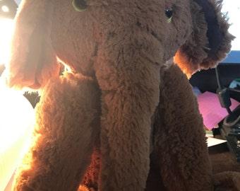 Probably Not Haunted Doll - Stuffed Elephant