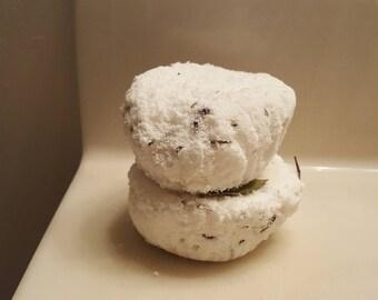 Cleansing Bath Bomb! Fizz away negativity