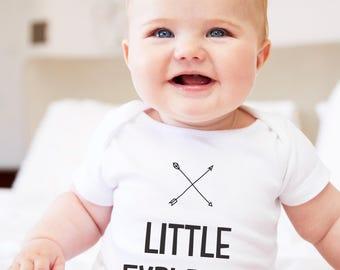 nordic baby, little explorer, nordic baby suit, nordic, boho baby suit, boho, explorer gift, baby explorer