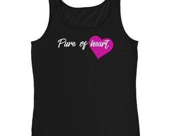 Pure of Heart Romantic Valentine's Day Gift Mother's Day Ladies' Tank