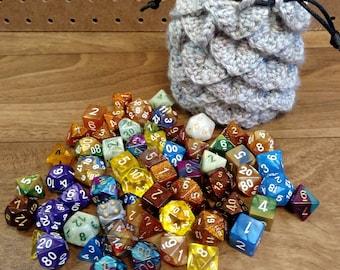 Shimmer Dragon Egg Dice Bag