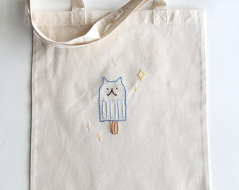 Ice Lolly Tote Bag A4