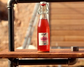 Handmade pomegranate organic 25 cl syrup