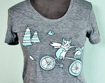 Bicycle shirt bike tshirt vintage grey t shirt women clothing bicycle tshirt bicycle t-shirt women bike shirt men clothing, athletic gray