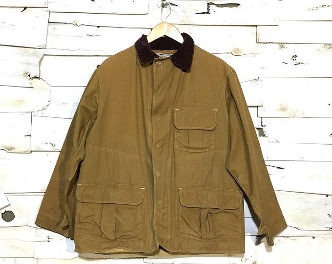 Vintage 1950's Hinson Bodyguard Hunting Jacket - Size 42