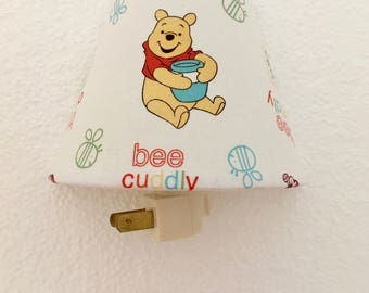 Winnie The Pooh Lamp Etsy