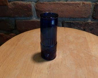 Cobalt Blue Shot glass, Tequila Corralejo shot glass, Shotgun Shell Shot glass, Horse and Buggy Shot glass