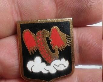 Easter Sale Vintage US Army Transportation Battalion Unit Crest Insignia