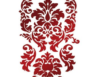 Stencil A4 29.7 cm x 21 cm Decor lace