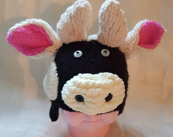 Jersey cow hat