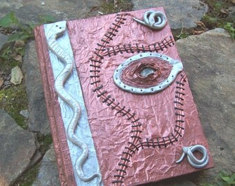 Hocus Pocus SPELL BOOK  with SPELLS Halloween Wedding Guest Book Witch Spellbook Winifred Costume