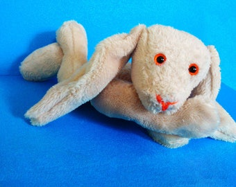 Bunny sewing Pattern with instructions, PDF