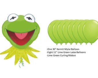 Kermit Balloon Set