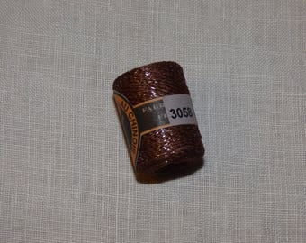 Cocoon Caudry 3058 metallic thread