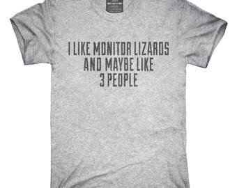 Funny Monitor Lizard Pet Owner T-Shirt, Hoodie, Tank Top, Gifts