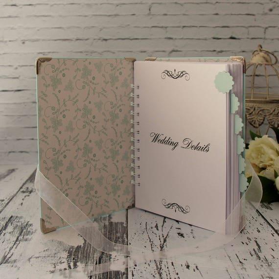 Wedding Planner Book Bridal Journal