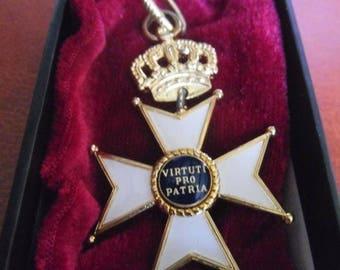 Commander Cross-Max Joseph Orden-replica-Historical badge