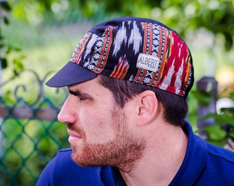 "Cycling cap « MEX"" /Limited Edition/ 5 panel / 2e collection"