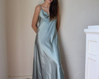versailles slip dress