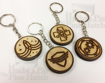 Together 4 inspired The Orville series keychain