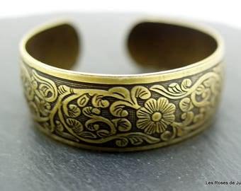 Art deco Cuff Bracelet,
