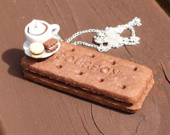 coffee necklace coffee gift for her kawaii coffee cup miniature coffee cappuccino necklace mini hot chocolate food jewellery coffee mug