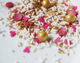 Confetti Sprinkle Mix (50g Bag)