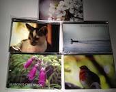 Wildlife Christmas Cards,...