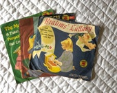 Little Golden Records - Kid's Records - Kid's Music - Lullaby - Catch a Falling Star - The Muffin Man - Rockabye Baby - Twinkle Twinkle