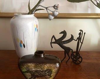 Bay Keramik West German mid century vase