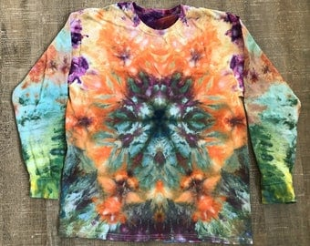 Ice Dyed Shirt (Adult L) 17-083