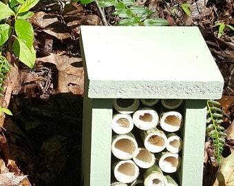 Carpenter Bee Houses