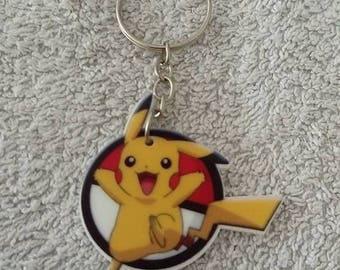 Keychain or jewelry bag pokemon