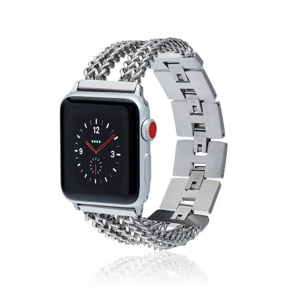 Apple Watch Band - ZickZack - more colors available - stainless steel