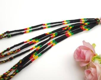 10X friendship Bracelets Handmade Thailand.