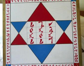 Enochian Table Top