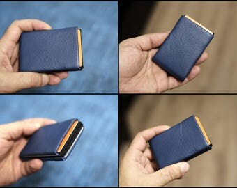 Mens Wallet, Minimalist Wallet, Womens Wallet, Leather Wallet, RFID Wallet, Limited Edition