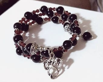 Dragon magic bracelet