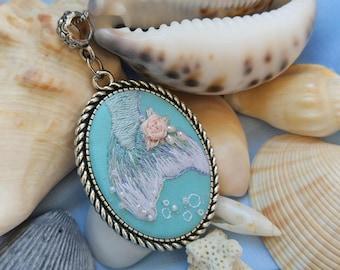 M1 Mermaid necklace