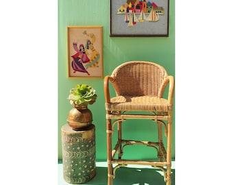 Rattan High Chair Rattan Furniture Rattan Chair