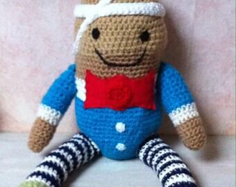 humpty dumpty crochet Amigurumi blanket wool