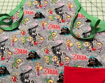 The Legend of Zelda (r/g) Apron