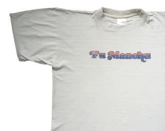 Vintage Fu Manchu T-Shirt