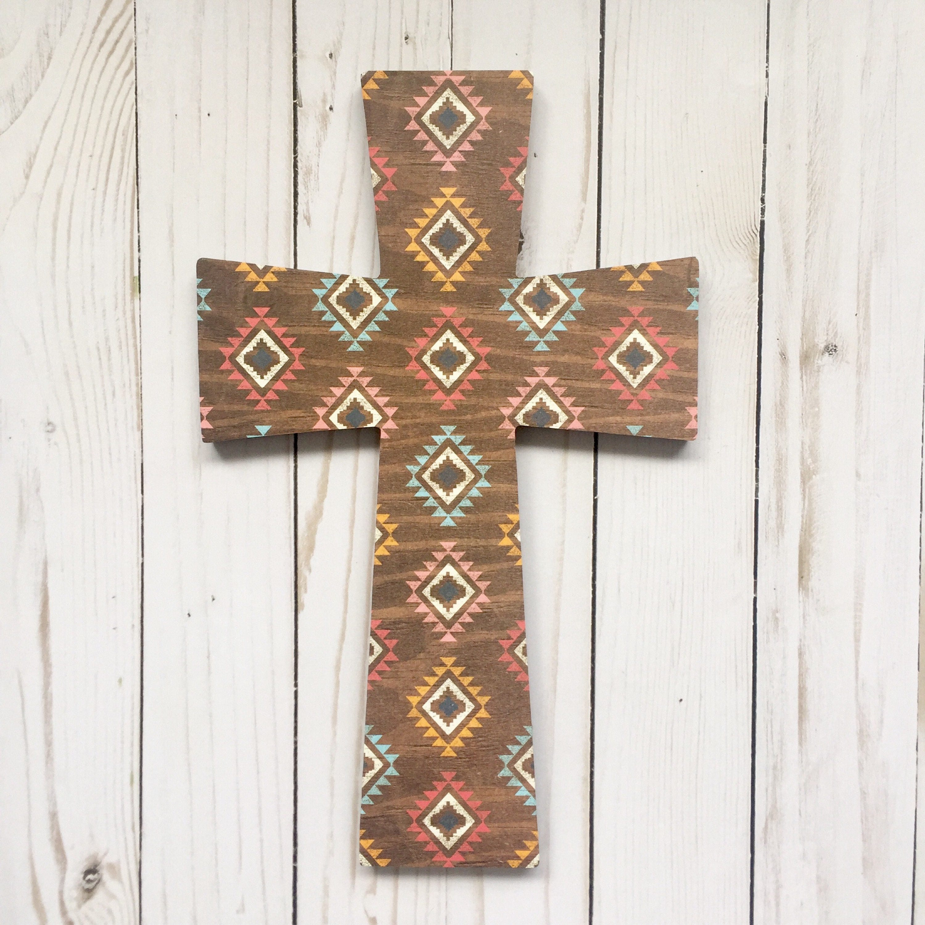 Decorative wooden crosses for wall gallery home wall decoration southwest decorative wall cross rustic wood crucifix zoom amipublicfo gallery amipublicfo Gallery