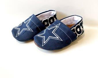 Dallas Cowboys Baby Shoes